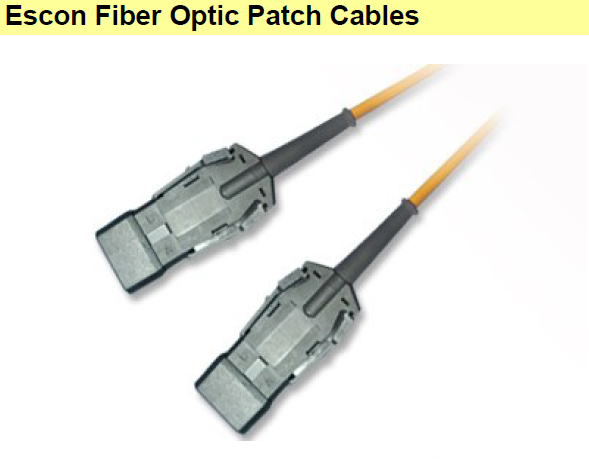 Escon Fiber Optic Patch Cables