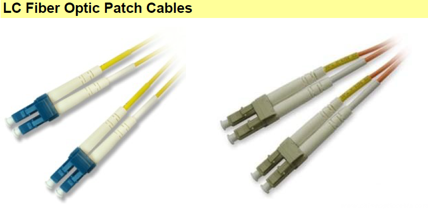 LC Fiber Optic Patch Cables