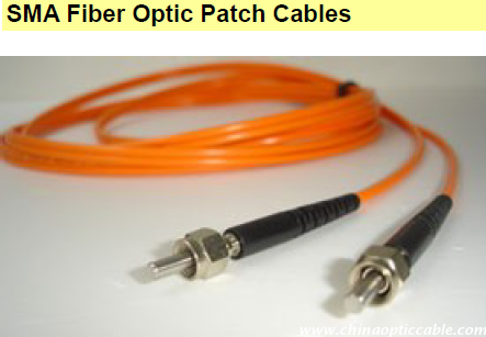SMA Fiber Optic Patch Cables