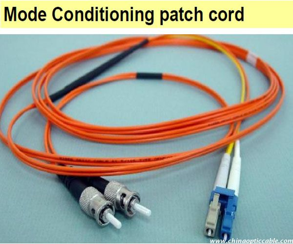Fiber Optic Mode Conditioning Patch cord