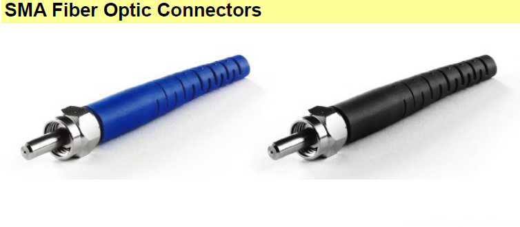 SMA Fiber Optic Connectors
